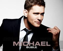 Promotional photo of multi-Grammy-winning phenomenon Michael Bublé.  Courtesy of Michael Bublé