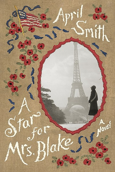 "Graphic image of the book cover for ""A Star For Mrs. Blake."" Courtesy of Random House Inc."