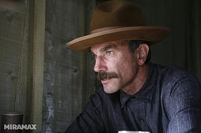 "Image of Daniel Day-Lewis from the fiolm, ""My Left Foot."""