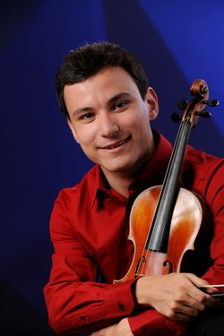 Image of Nadir Khashimov, who will be performing at the California Center for the Arts: Escondido on January 19th, 2014.