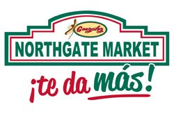 Graphic logo for Northgate Market.