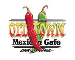 Graphic logo for the Old Town Mexican Cafe.