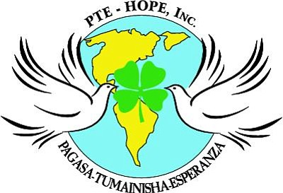 Graphic logo for PTE-Hope, Inc.