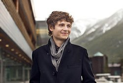 Image of Pavel Kolesnikov, who will be performing at the California Center for the Arts: Escondido on April 13th, 2014. Courtesy of the 2012 Honens Prize Laureate.