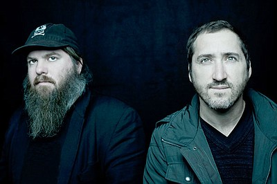Image of Pinback, who will be performing at the Del Mar Racetrack on August 9th, 2013. Courtesy of Pinback.