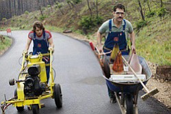 Promotional image from the film Prince Avalanche.