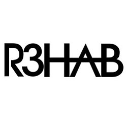 Graphic logo for R3hab performing at Hard Rock Hotel's Intervention on June 30, 2013.