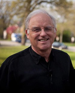 Image of author, Richard Louv.