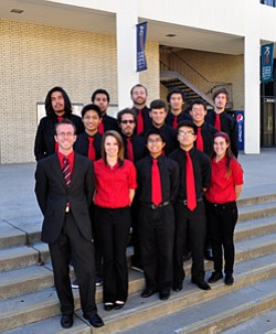 Image of SDSU South Coast Percussion Ensemble.