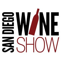 Promotional graphic for the San Diego International Wine Show.