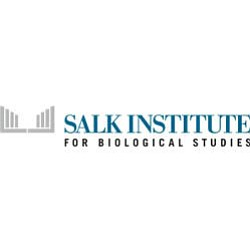 Graphic logo for Salk Institute.