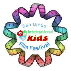 Promotional graphic for the San Diego International Kids' Film Festival on September 6th - 8th, 2013. Courtesy of San Diego International Kids Film Festival.