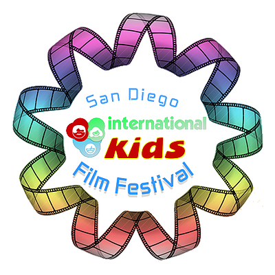 Promotional graphic for the San Diego International Kids'...