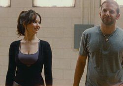 """Promotional image from the film """"Silver Linings Playbook"""", playing at Central Public Library's Friday Talking Pictures on May 24, 2013."""