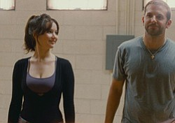 "Promotional image from the film ""Silver Linings Playbook"", playing at Central Public Library's Friday Talking Pictures on May 24, 2013."