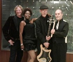 Photo of Stacey and The Stimulators, who will be performi...