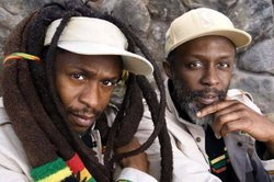 Image of Steel Pulse, who will be performing at the Del mar Racetrack on August 16th, 2013.