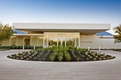 Exterior image of the Sunnylands Estate. Courtesy of Sunnylands.