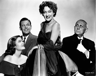 Image from Billy Wilder's Sunset Boulevard.