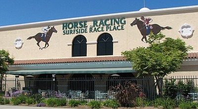 Exterior image of the Surfside Race Place.