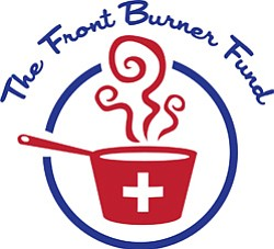 Graphic logo for Front Burner Fund.