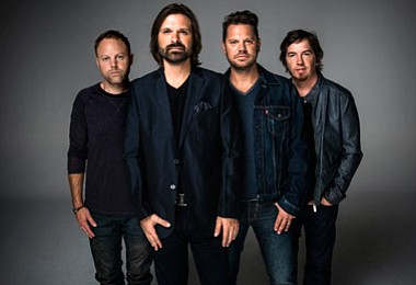 Image of Third Day, who will be performing at the 2013 San Diego County Fair on June 19th, 2013.