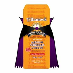 Promotional graphic for Tillamook's Loaf Love Tour stop on Halloween at D Bar San Diego. Courtesy of Tillamook.
