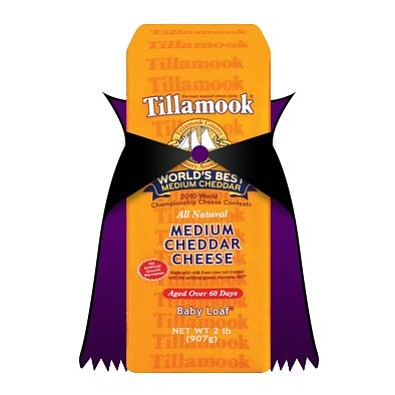 Promotional graphic for Tillamook's Loaf Love Tour stop o...