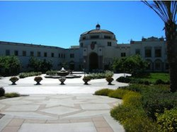 Exterior image of the University of San Diego.