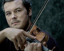 Image of Vadim Repin, who will be performing at the Joan and Irwin Jacobs Music Center on May 23rd - 25th, 2014.