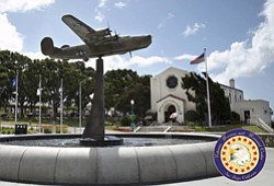 Exterior image of SD Veteran Veterans Museum and Memorial...