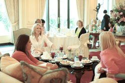Image from a previous Mother & Daughter Afternoon Tea at the Westgate Hotel. Courtesy of the Westgate.