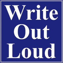 Graphic Logo for Write Out Loud