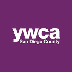 Graphic logo for YMCA San Diego.