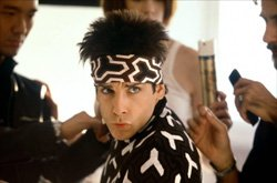 "Promotional image of ""Zoolander"" playing at Stone Brewery on August 21, 2013."