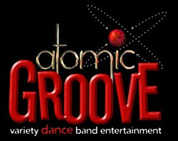 Promotional Graphic for Atomic Groove taking place on August 16. Courtesy of Atomic Groove.