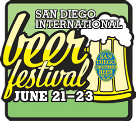 Promotional image for the San Diego International Beer Fe...