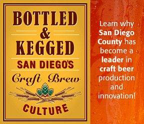 "Promotional image for ""Bottled & Kegged: San Diego's Craf..."