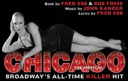 """Promotional photo for Kander and Ebb's """"CHICAGO,"""" showing February 15-March 3, 2013 at The Birch North Park Theatre.  Courtesy of San Diego Musical Theatre"""