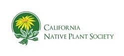 Logo for the California Native Plant Society.