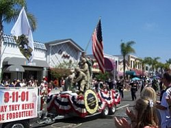 Promotional photo of 4th of July Coronado.