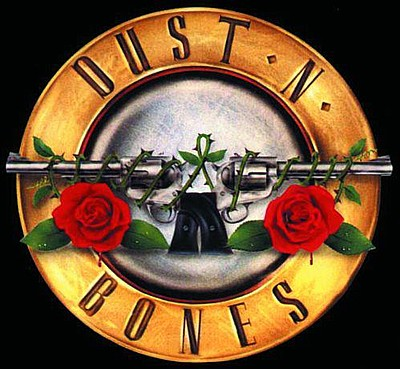 Promotional graphic for Dust N' Bones performing at the Belly Up Tavern in Solana Beach. Courtesy of Dust N' Bones.