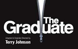 "Promotional graphic for ""The Graduate"" showing at The Poway Center for the Performing Arts on February 22, 2014. Courtesy of The Poway Center for the Performing Arts."