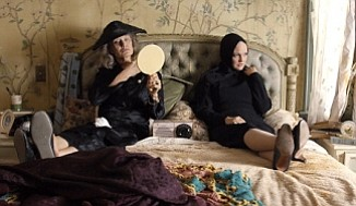 "Promotional still from the film ""Grey Gardens"" (2009), featuring Jessica Lange. Courtesy of the Museum of Photographic Arts"
