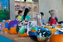 Promotional photo of Halloween at New Children's Museum. Courtesy photo of New Children's Museum.