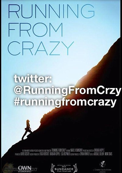 "Promotional graphic for the VIP screening of ""Running Fro..."