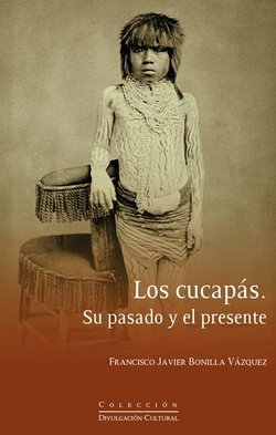 "Graphic cover of the book ""Los Cucapá: Su Pasado Y El Presente,"" which will be discussed at SDSU - Imperial Valley on September 24, 2013."
