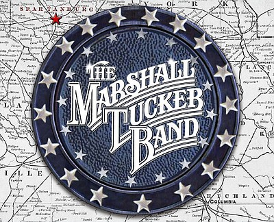 Promotional graphic for The Marshall Tucker Band performing at the Belly Up Tavern on September 1st. Courtesy of The Marshall Tucker Band.