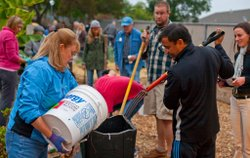 Promotional image of Solana Center's Master Composter course.