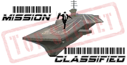 """Promotional image for the 2013 Puzzle Pursuit, """"Mission Classified""""."""